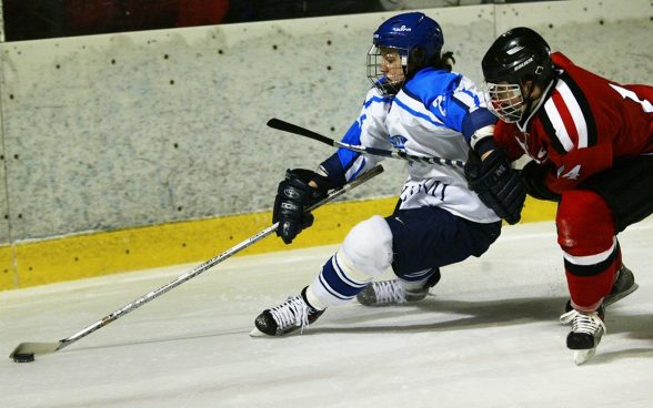 Hockey sur glace; Photo: OFSPO