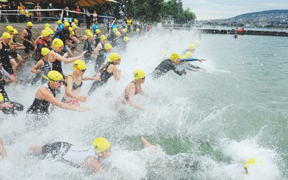 Triathlon; Photo: OFSPO